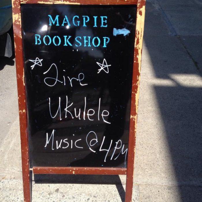 Ukulele Catskill Say Hello To A Little Ukulele